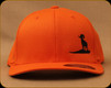 Prophet River - Side Logo Flexfit Hat - Burnt Orange - S/M