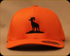 Prophet River - Centre Logo Flexfit Hat - Burnt Orange - S/M