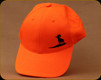 Prophet River - Side Logo Full-Fit Hat - Hunter Orange