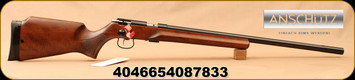 "Anschutz - 22LR - 64 MP R Multi Purpose - Bolt Action Rifle - Multi Purpose Beavertail Hardwood Stock/Blued, 25.4""Barrel, Mfg# 9977"