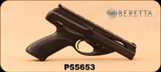 "Used - Beretta - 22LR - U22 Neos 4.5 -  Black Modular/Blued, 4.5""Barrel - In original case & box"