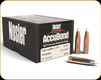 Nosler - 7mm - 150 Gr - Accubond - Spitzer - 50ct - 54951