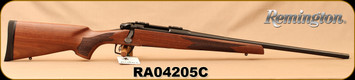 "Remington - 6.5Creedmoor - Model 783 Walnut - American Black Walnut/Blued, 22""Barrel, Crossfire Adjustable Trigger, MFG# 85866, S/N RA04205C"