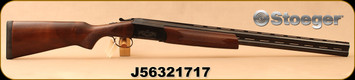 "Stoeger - 12Ga/3""/28"" - Condor Field Shotgun - O/U - Walnut Stock/E.R Amantino Engraved Receiver/Blued, Ventilated Barrels, IC, M Chokes, Mfg# 31030, S/N J56321717"