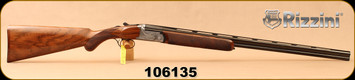 "Rizzini - 410Ga/3""/28"" - Aurum Small - Box-lock O/U - Select Turkish Walnut Prince of Wales pistol grip stock w/rounded forend/"