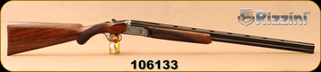 "Rizzini - 28Ga/2.75""/28"" - Aurum Small - Box-lock O/U - Select Turkish Walnut Prince of Wales pistol grip stock w/rounded forend/"
