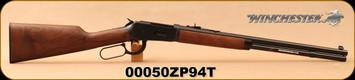 "Winchester -32WinSpl - Model 1894 Short - Lever Action Rifle - Straight Grip Grade I Walnut Stock/Blued, 20"" Barrel, 7 Round capacity, Mfg# 534174192, S/N 00050ZP94T"