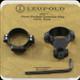 Leupold - STD - 30mm - Extension Rings - Medium - Matte - 51034 - Once Mounted
