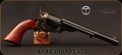 "Cimarron - 44Spl - 1872 Open Top Army - Revolver - Walnut Grip/Color Case Hardened Frame/Standard Blue, 7.5""Barrel, 6 Rounds, Mfg# CA910"