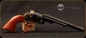 "Taylor's & Co - 38Spl - Richards-Mason 1851 Navy - Revolver - Walnut Grips/Case Hardened Frame/Brass Back Strap & Trigger Guard/Blued, 7.5""Barrel, 6 Rounds, Mfg# 0925"