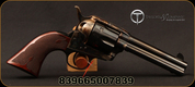 "Taylor's & Co - 45LC - 1873 Gambler - Revolver - Fancy Checkered Walnut Grip/Case Hardened Frame/Blued, 4.75"" Barrel, Mfg# 555147"