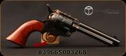 """Taylor's & Co - 22LR - 1873 Cattleman 12-Shot - Single Action Revolver - Walnut Grips/Case Hardened Frame/Blued, 5.5""""Barrel, 12 rounds, Mfg# 4052"""