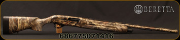 "Beretta - 12Ga/3.5""/28"" - A350 Xtrema - Semi-Auto Shotgun - True Timber Camo, Steelium, Vented Rib, 4rds, Optima HP (Mod), Mfg# 7H41E2A3A5052"
