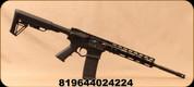"""ATI - 5.56NATO - Omni Hybrid Maxx - P3P RIA - Semi-Auto Rifle - Black Finish, 16""""Barrel, Rogers 6 Position Adjustable Stock, Magazine Not Included, Restricted"""