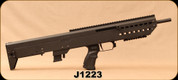 "Consign - Jard - 9mm - Model J68 Bullpup - Black Finish, 18.6""Barrel, Two Stage Match Trigger, Top picatinny rail, Glock Magazine Compatible, 1:10""Twist - Only 30 rounds fired"