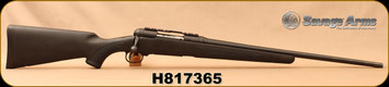 "Used - Savage - 260Rem - Model 11 - Black Synthetic/Blued, 22""Barrel, Detachable Magazine"