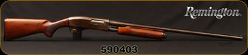 "Consign - Remington - 16Ga/2.75""/28"" - Model 870 Wingmaster - Walnut Stock/Blued, Vent Rib"