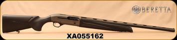 "Consign - Beretta - 12Ga/3.5""/28"" - A400 Xtreme Unico - Semi-Auto Shotgun - Black Synthetic Stock/Grey Receiver/OptimaBore HP barrel - Only 10 boxes fired - In original case"