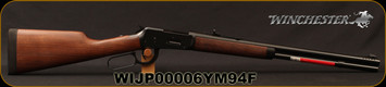 "Winchester - 450Marlin - Model 1894 Short - Lever Action Rifle - Straight Grip Grade I Walnut Stock/Blued, 20""Barrel,7 Rounds, Mfg# 534174160, S/N WIJP00006YM94F"