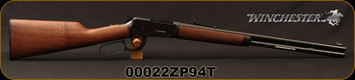 "Winchester - 32WinSpl - Model 1894 Short Rifle - Straight grip Black Walnut Stock/Deeply-Blued, 20""Barrel, Full-length magazine, Marble Arms Gold Bead front sight, Mfg# 534174192, S/N 00022ZP94T"