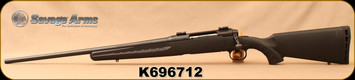 "Consign - Savage - 30-06Sprg - Axis - LH - Black Synthetic/Blued, 22""Barrel - Less than 50 rounds fired"