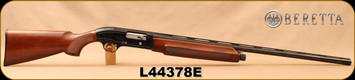 "Consign - Beretta - 12Ga/3""/30"" - A303 - Semi-Auto - Walnut Stock/Blued, Threaded for choke"