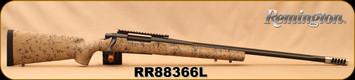 "Consign - Remington - 300WM - Model 700 5-R - H.S. Precision composite stock/Black Cerakote, 24""Threaded(5/8x24) Barrel, muzzle brake, Timney Calvin Trigger, Optics Rail w/Built-In Level, 1:10""Twist, Mfg# 85197"