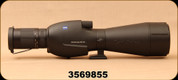 Consign - Zeiss - Victory DiaScope FL 85mm - Spotting Scope - Straight View Vario D 15-56x/20-75x Eyepiece