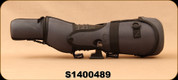 Consign - Nightforce - TS-82 Xtreme Hi-Def 20-70x Spotting Scope - c/w Sleeve & Soft Case