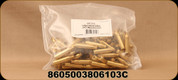 Consign - Prvi Partizan - 243Win Brass - Bag of 100 - Unprimed - New, in sealed pkg