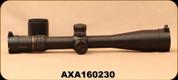 Used - Burris - XTR II - 5-25x50mm - Illuminated - SCR Mil Ret - Matte Black - 201051 - In original box