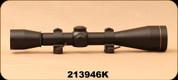 Used - Leupold - M8 - 6x42, MilDot reticle, matte black, c/w rings
