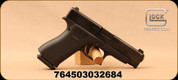 "Glock - 9mm - Model G48 - Black compact Slimline frame/nDLC Finish, 4.17""Barrel, (2) Magazines, Glock Night Sights, Mfg# PA4850701"