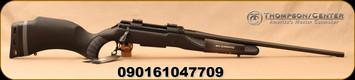 "Thompson Center - 204Ruger - Dimension Rifle - Black Composite Stock/Blued, 22""barrel, 3 Round Detachable Magazine, Mfg# 8409"
