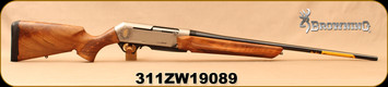 """Consign - Browning - 300WM - LongTrac - High Grade Walnut/Engraved Receiver/Blued, 24""""Barrel - Unfired - In original box - Box is taped up"""