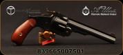"Taylor's & Co - Uberti - 45LC - Russian - Revolver - 2-piece Walnut w/lanyard ring Grips/Blued, 4.75""Barrel, Front Blade, Rear Notch Sight, Mfg# 0867"