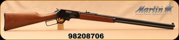 "Consign - Marlin - 45-70Govt - Model 1895CB - JM Stamped - Lever Action - Walnut Straight-Grip Stock/Blued, 26""Octagonal Barrel, 9-shot tubular magazine - Less than 30 rounds fired - In original box"