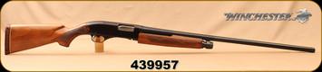 "Consign - Winchester - 12Ga/2.75""/30"" - Model 1200 - Walnut/Blued, Full Choke"