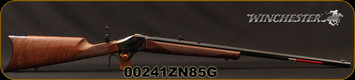 "Winchester - 45-70Govt - 1885 Traditional Hunter High Grade - Single Shot Falling Block Rifle - Walnut Stock/Case Hardened Receiver/Blued, 28""Octagon Barrel, Mfg# 534271142, S/N 00241ZN85G"