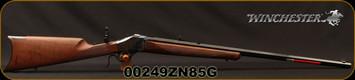 "Winchester - 45-70Govt - 1885 Traditional Hunter High Grade - Single Shot Falling Block Rifle - Walnut Stock/Case Hardened Receiver/Blued, 28""Octagon Barrel, Mfg# 534271142, S/N 00249ZN85G"