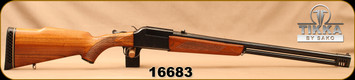 "Consign - Tikka - 222Rem-12Ga/2.75""/26"" - 512S - Combination Shotgun/Rifle - Checkered Walnut Stock/Blued barrels"