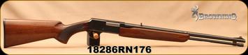 "Consign - Browning - 22Mag - BPR 22 Magnum - Walnut Stock/Blued, 20""Barrel"