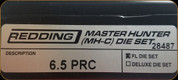 Redding - Master Hunter Die Set - 6.5 PRC - 28487