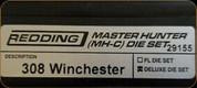 Redding - Master Hunter Deluxe Die Set - 308 Win - 29155
