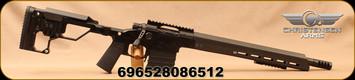 "Christensen Arms - 223Rem - Modern Precision Rifle (MPR) - Bolt Action Rifle - Black Chassis/Folding Stock, 16""Threaded(1/2x28) Barrel, 1:8""Twist, Mfg# 801-03015-00"