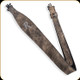 Levy's Leather - Guide Series - Remington - Black Garment Leather Rifle Sling - REMBOG20E-BLK