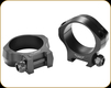 Warne - Mountain Tech Lightweight Scope Rings - 40mm - Low - 7250M