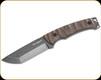 "Boker Magnum - Breacher - 4.25"" Blade - 440 Stainless Steel - G10 Brown Handle - 02MB540"