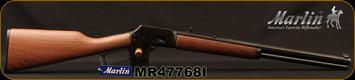 "Marlin - 45Colt - Model 1894CB45 - Cowboy Lever Action - American black walnut straight-grip stock/Polished Blued, 20""Tapered Octagonal Barrel, Mfg# 70444, S/N MR47768I"
