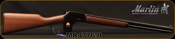 "Marlin - 45Colt - Model 1894CB45 - Cowboy Lever Action - American black walnut straight-grip stock/Polished Blued, 20""Tapered Octagonal Barrel, Mfg# 70444, S/N MR47769I"